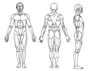 corpo umano scheda anamnestica