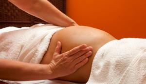 osteopatia donna incinta